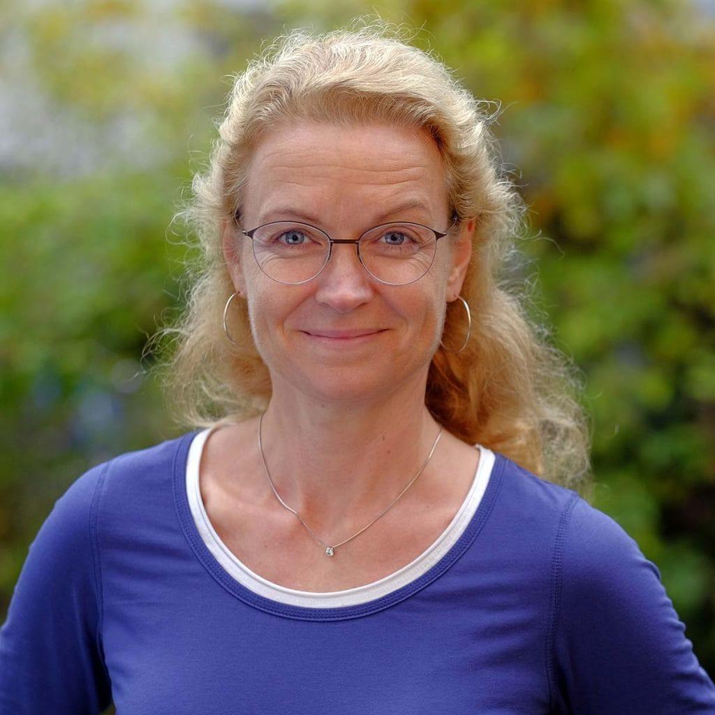 Heike Sievers, Foto: Kirsten Breustedt Berlin