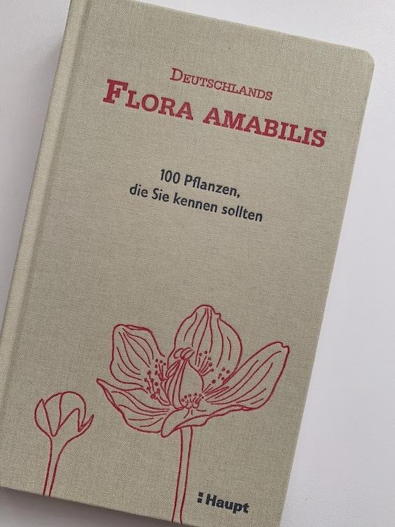 Buchcover Flora Amabilis